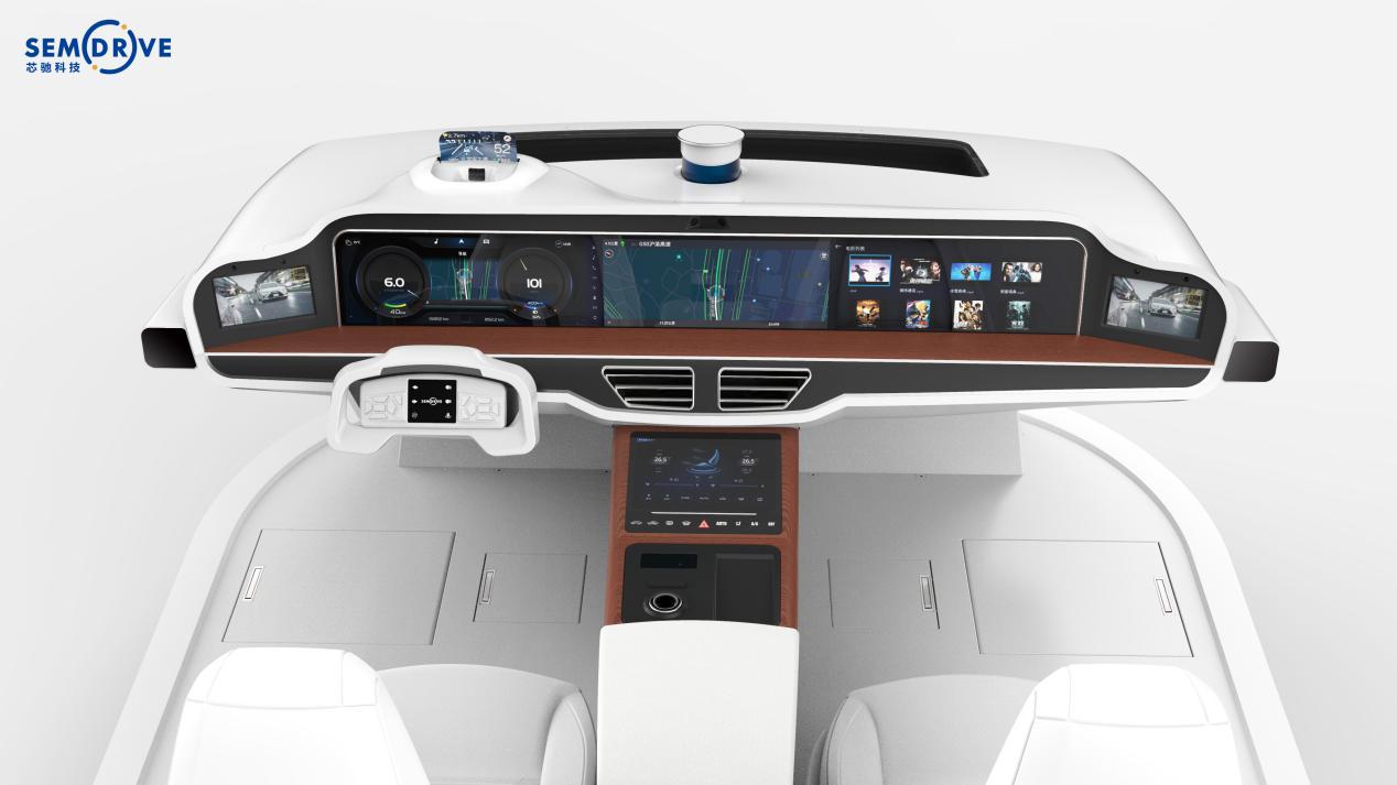 赋能下一代智能座舱 芯驰科技携手黑莓QNX达成战略合作