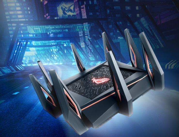 """阵仗大有实力 盘点华硕WiFi6路由的 """"航母战斗群"""""""
