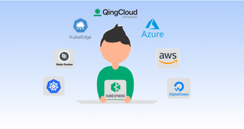 """青云QingCloud发布KubeSphere 3.1.0:集成KubeEdge,拓展""""边缘场景"""""""