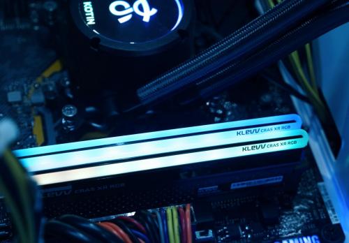 KLEVV科赋新品CRAS XR RGB超频内存,为你的电竞设备提提速