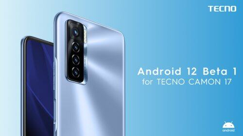 Android 12 Beta版重磅来袭,传音旗下TECNO手机首批适配