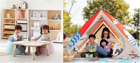 把花园、休闲吧、亲子空间搬回家 阳台多功能场景焕新尽在京东618