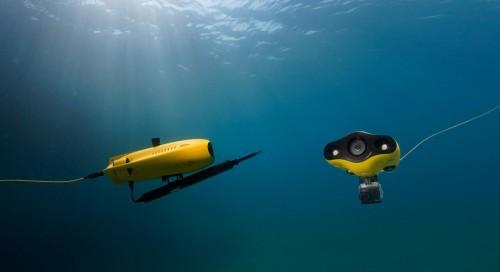 探索瑰丽水下世界 潜鲛 GLADIUS MINI S水下无人机全球惊艳上市