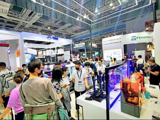 2021TCT亚洲展在沪开幕 创想三维携重磅新品引爆现场