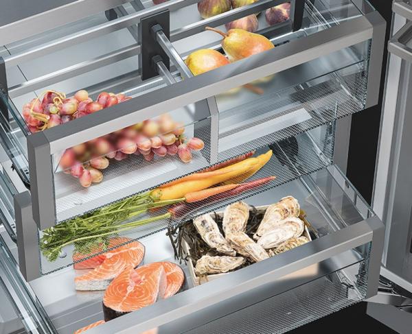 LIEBHERR利勃海尔Monolith冰箱:打造制冷巅峰,彰显高端品味