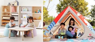 办公室、休闲吧随心定制 京东618助力人们打造适合自己的阳台空间
