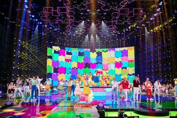 """中央广播电视总台2021年""""六一""""晚会 《童心向党 茁壮成长》今晚播出"""