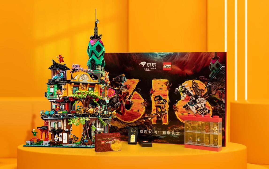 京东超级盒子到底有多火 50+款618定制礼盒抢购一空 引爆全民热爱氛围