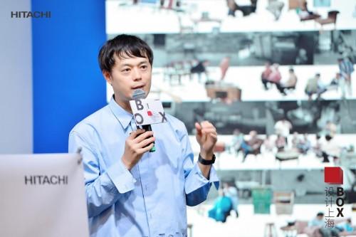 日立中央空调亮相设计上海,打破常规,诠释未来生活无限可能