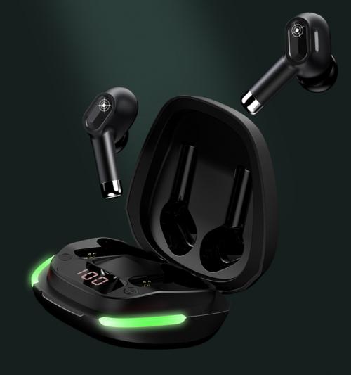 环绕音效+超低延迟,真无线游戏蓝牙耳机又一佳作:Xisem西圣Olaf