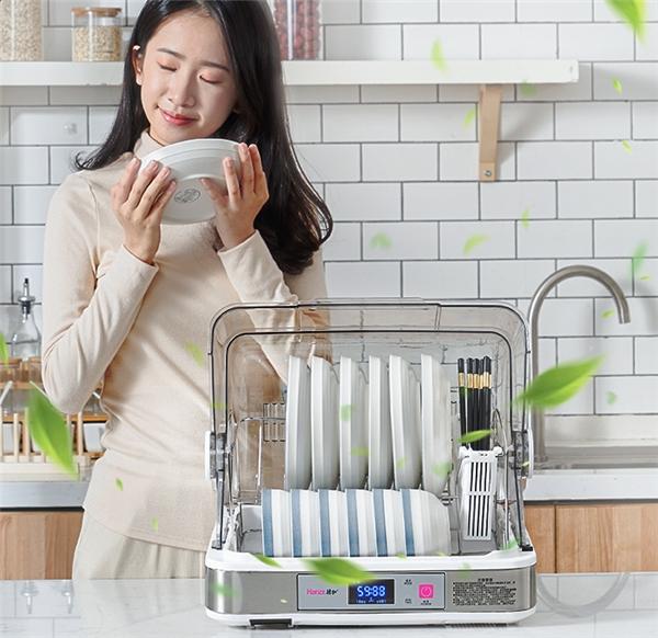 韩加家用消毒柜提升生活品质,杀菌防霉防虫面面俱到