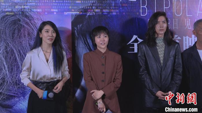 《只是一次偶然的旅行》是窦靖童首次担纲女主角的电影作品。 康玉湛 摄