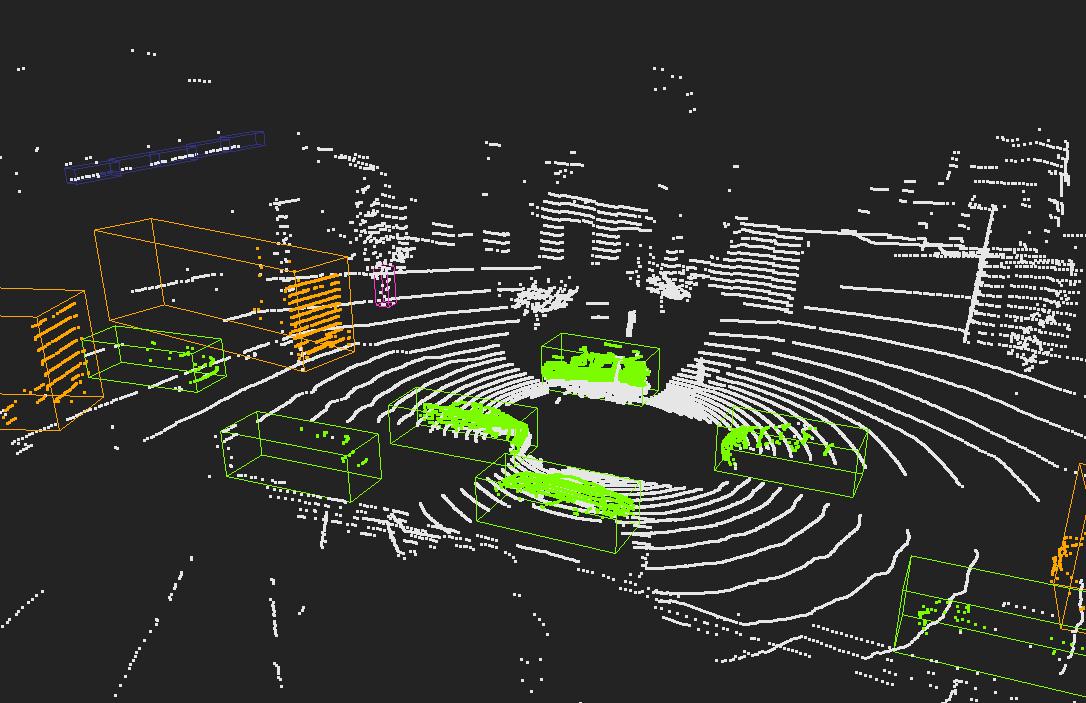百度研究院RAL团队刷新nuScenes三维目标检测公开挑战赛成绩 彰显自动驾驶技术实力