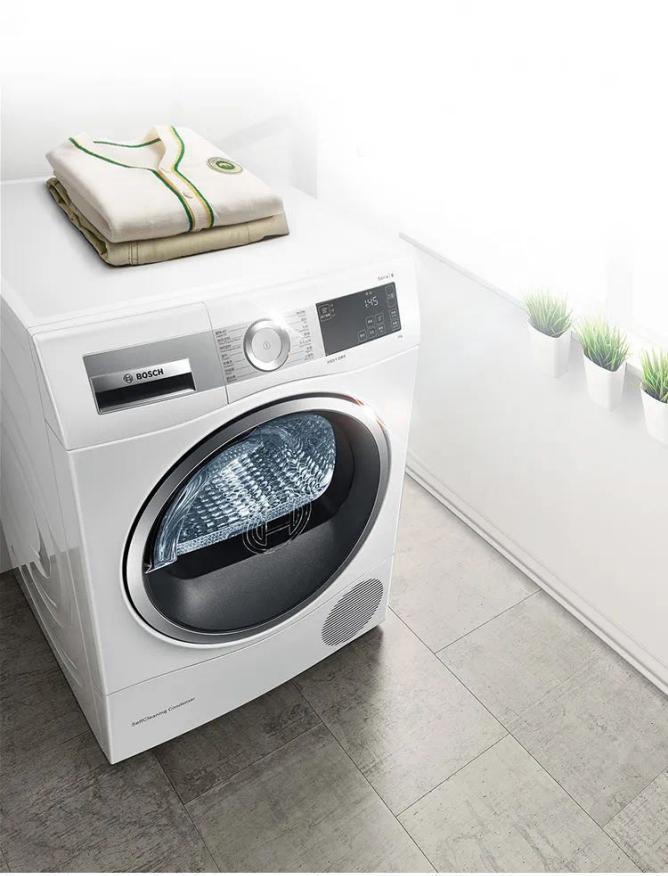 无惧梅雨季,博世热泵干衣机贴心守护健康品质生活