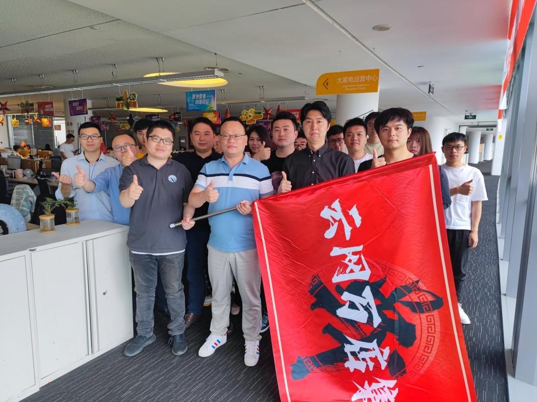 冰洗和空调618开门红 苏宁这个团队给出制胜法宝