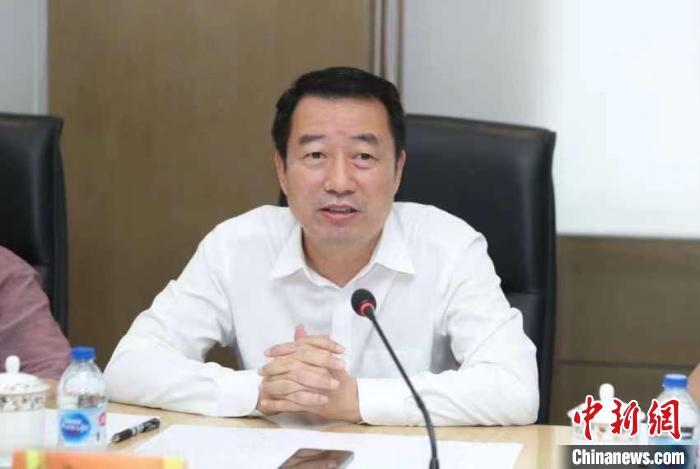 中国电影家协会分党组书记张宏 电影频道供图