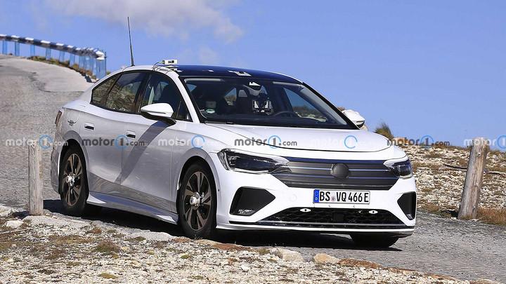 新车,大众MEB